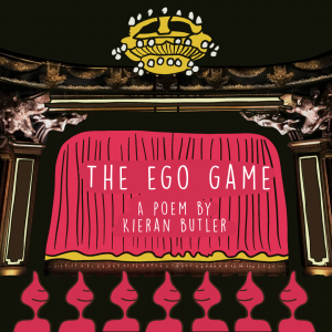 the ego game poem cover