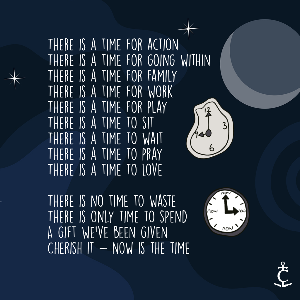 poem about time